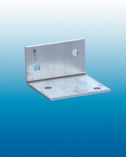 Aluminium Partitioning Bracket