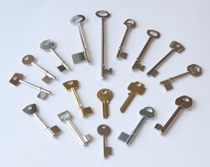Keys & Key Blanks