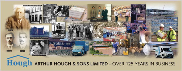 Arthur Hough & Sons Ltd Timeline