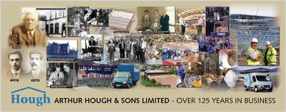 Arthur Hough & Sons Ltd Timeline